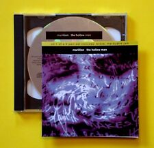 Marillion - The Hollow Man UK CD single (CD1) (EMI, 1994) Top prog from UK icons