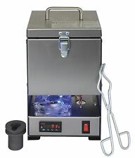 10 OZ GOLD QUIKMELT PRO TABLETOP ELECTRIC MELTING FURNACE 2200F SILVER COPPER
