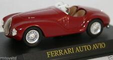 Véhicules miniatures Altaya pour Ferrari