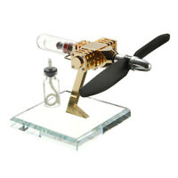 Hot Air Propeller Stirling Engine Model Kits Steam Engine Conversion