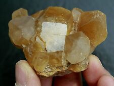 114g AA++ Natural Clear Smoky Quartz  Yellow Rutilated Crystal point Specimen