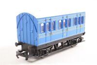 Hornby Blue Four 4 Wheel Passenger Coach OO Gauge