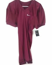 Nike Mesh Football Practice Jersey 535703 610 Mens Size Small Red