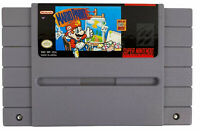 Mario Paint SNES Super Nintendo Cartridge Only Tested & Cleaned- Free Shipping