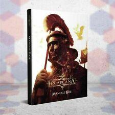 Lex Arcana manuale Base - Asmodee pubblicazioni 9788831334082