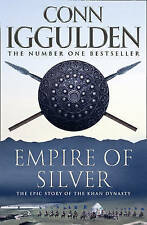 """AS NEW"" Empire of Silver (Conqueror, Book 4), Iggulden, Conn, Book"