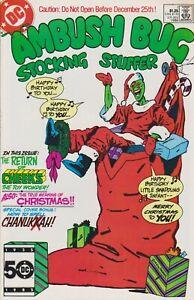 Ambush Bug Stocking Stuffer #1. 1986. DC. VF.