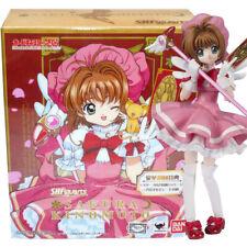 Bandai S.H.Figuarts Cardcaptor Sakura Sakura Kinomoto [1st Limited Ed.] Figure