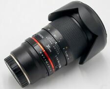 Rokinon 35mm f/1.4 AS UMC for Fuji Fujifilm X Mount