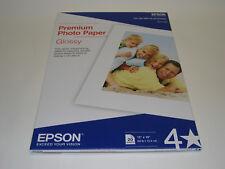Genuine Epson S041289 13x19 Premium Glossy photo paper