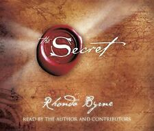 THE SECRET by Rhonda Byrne AUDIOBOOK on CDs Audio book NEW law of attraction