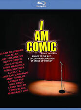 I AM COMIC (Janeane Garofalo) - BLU RAY - Region Free - Sealed