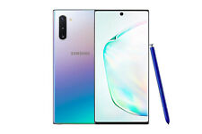 New Samsung Galaxy Note 10 Aura Glow SM-N970F LTE 256GB 4G Sim Free UK