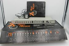 Motu Unicorn 7s Midi Rack Mount Mixer w/ box, manual, power supply