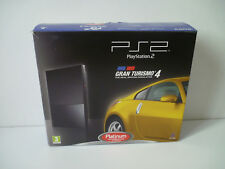 Console Playstation 2 Slim pack Gran Turismo 4 Platinum - Version PAL
