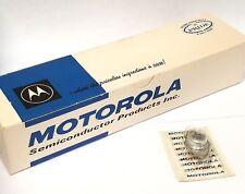 New Motorola 2N3054A Silicon NPN High Power Transistor