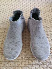 NEW Women's SKECHERS Goga Max Light Sock Booties Slip On Size 7(37) Grey SN14405