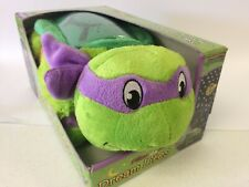 Pillow Pets Dream Lite Ninja Turtles - Donatello, New W/ Worn Box
