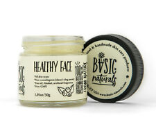 Healthy Face - Face Balm, Natural Face Moisturizer, Almond oil,All Skin types