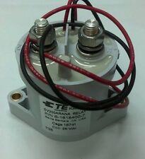 Tyco EV200ARANA Contactor relay 500+A, 28 VDC coil