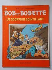 BOB ET BOBETTE n° 231  LE SCORPION SCINTILLANT   ( EAUBO ) édition originale