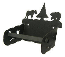 Moose & Bear Toilet Tissue Paper Holder