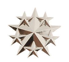 US UNITED STATES AIR FORCE SIX STAR GENERAL RANK META HAT BADGE -34054