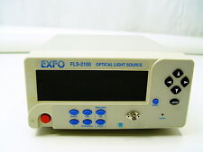 Exfo FLS-2100 Optical Light Source