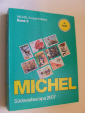 Michel Colour Stamp Catalogue Vol 2 'South West Europe' 2007, Excellent Cond