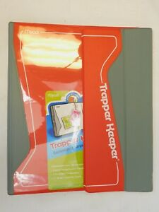2006 Vintage Mead The Original TRAPPER KEEPER 3 Ring Binder ~ RED ~ BRAND NEW !