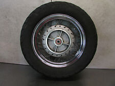 G KAWASAKI VULCAN EN 500 2003 OEM  REAR WHEEL