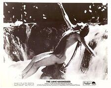 Photo originale THE LOVE GODDESSES Saul J. Turell CARL KING Agnes Ayres 1965 *