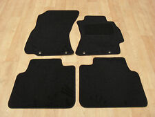 Subaru Outback 2009-on Fully Tailored Car Mats Black