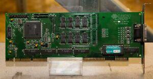 Vintage Diamond Speedstar Pro VLB Cirrus Logic CL-GD5428 video card tested VGA50