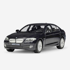 1:24 Scale BMW 5 Series 535i Model Car Diecast Toy Vehicle Collection Gift Black