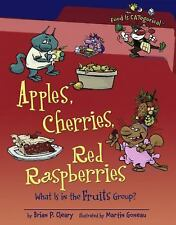 Apples, Cherries, Red Raspberries: What Is in the Fruits Group? (Food-ExLibrary