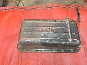 Triumph TR3, TR4, Original Engine Oil Pan, !!