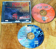 Night Cafe (PC CD-ROM) - Impressionism, Monet, Manet, Renoir, Van Gogh Adventure