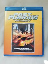 """The Fast And The Furious""    Tokyo Drift    Blu-Ray"