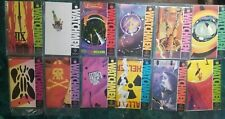 watchmen comic 1-12 and series book, 3rd edition