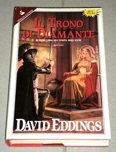 """David Eddings """"IL TRONO DI DIAMANTE"""" Sperling & Kupfer 1ªEd."""