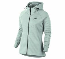 Nike Sportswear Tech Fleece Zip Hoody Women's Barely Gray XS S 842845-006