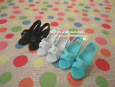 Doll Shoes ~ Takara Licca Heel Sandal shoes 3PAIRS SET NEW