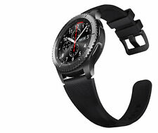 Samsung Gear S3 Frontier  Watch with Built-in GPS - Dark Gray new