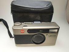 Leica minilux m. Summarit 1:2,4 40mm Kompaktkamera