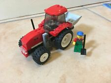 Lego City 7634 Farm Tractor & 7246 Mini Digger 100% complete with Instructions