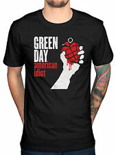 **Sale** Official Green Day Amercian Idiot T-Shirt Bullet Bible Dookie All Sizes