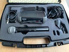 Shure PGX4/SM58 wireless mic system