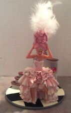 "I Love Lucy ""Lucy Gets Into Pictures"" Showgirl Sculpture Figurine Ltd. Ed."