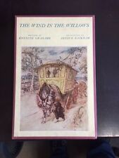 1962-The Wind In The Willows, Kenneth Grahame,illustrated by Arthur Rackham,71b